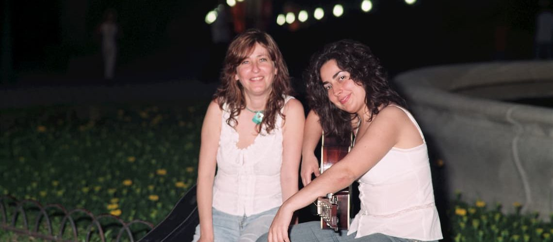Mila y Nuria